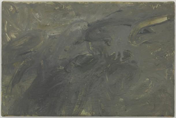 Steven Black: SB 2011.04, Öl auf Leinwand, 20 x 30 cm