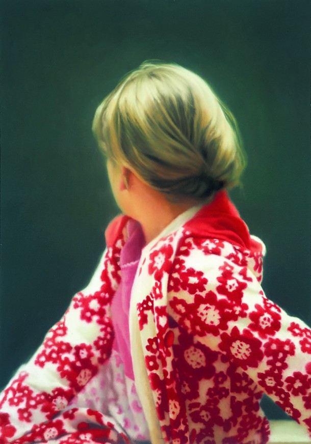 Gerhard Richter: Betty, 1988, 102 x 72 cm, Öl auf Leinwand | Saint Louis Art Museum, Funds given by Mr and Mrs R. Crosby Kemper Jr. through the Crosby Kemper Foundations, The Arthur and Helen Bear Charitable Foundation, Mr and Mrs Van-Lear Black III, Anabeth Calkins and John Weil, Mr and Mrs Gary Wolff, the Honorable and Mrs Thomas F. Eagleton. Museum Purchase Dr and Mrs Harold J. Joseph, and Mrs Edward Mallinckrodt, by exchange. | © Gerhard Richter 2012