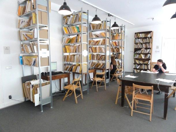 Archivrhetorik und Kunst 7 Berlin Biennale