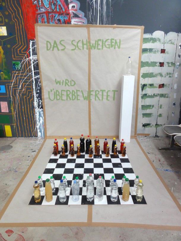 Eine subversive Notiz zum Dialog Beuys - Duchamp: