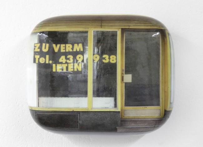 Hein Spellmann: Eingang 15 (zu vermieten), 2012