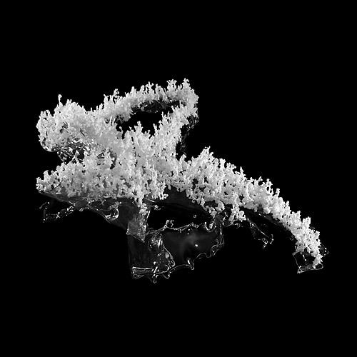 Aljoscha: object-137c, polymethylmethacrylat, polystyrol, 94 x 46 x 90 cm, 2010