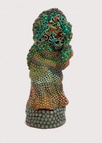 Angelika Arendt: o. T., Modelliermasse, 2011