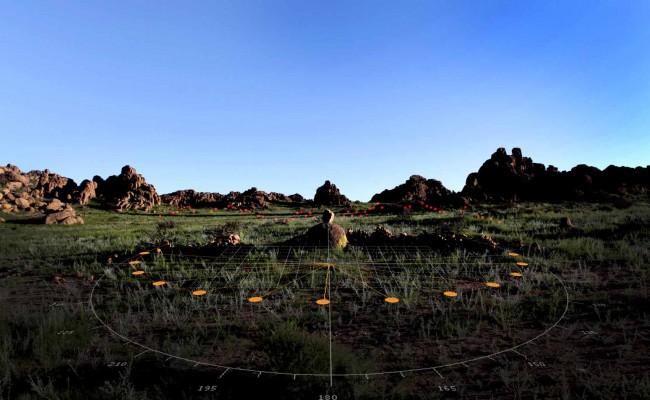 kingsley_Ng - Beitrag Land Art Biennale Mongolia 2012