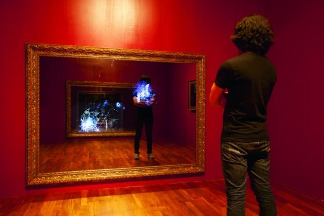 Lee Yongbaek, Broken Mirror, 2011, Courtesy: der Künstler und die Hakgojae Gallery, © Lee Yongbaek