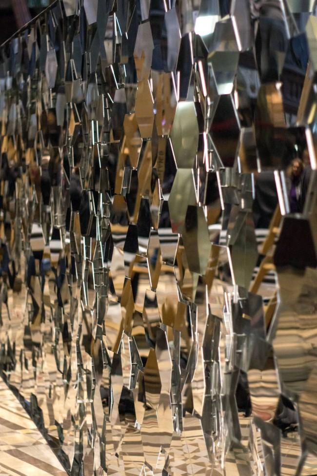 Doug Aitken, No History, 2005. Ansicht Innen, Détail