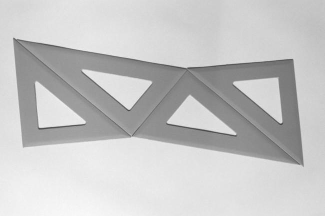 Wolfgang Plöger: Dreiecke 2