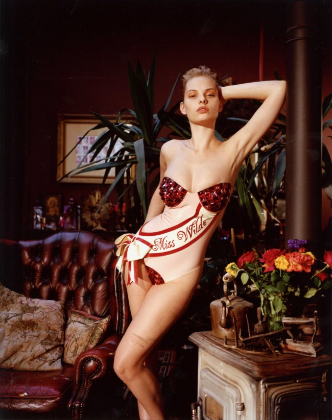 Bettina Rheims: Dioni Tabbers, Miss Wilde. Bonkers - A fortnight in London. © Bettina Rheims