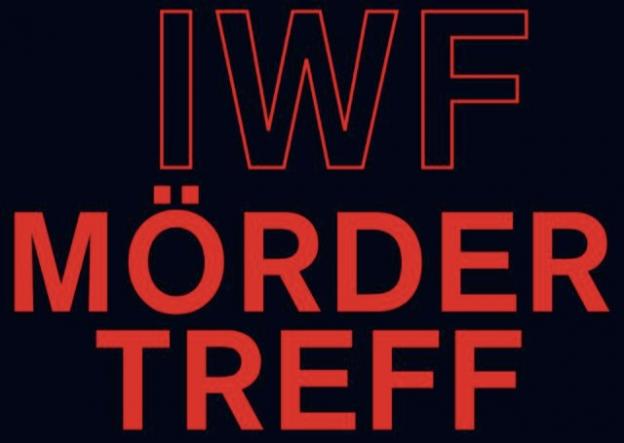 IWF - Mördertreff at Sporklübü Berlin