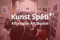 Kunst Späti Berlin - Affordable Art Market
